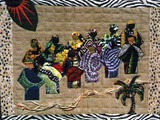 Quilts africains