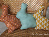 Doudou lapin diy - couture facile