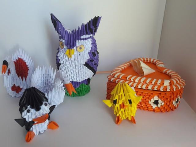 Idées Et Tutos D Origami