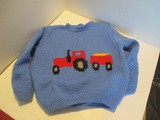 Pull tracteur