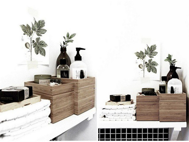 id es et tutos de d coration sur mon carnet deco. Black Bedroom Furniture Sets. Home Design Ideas