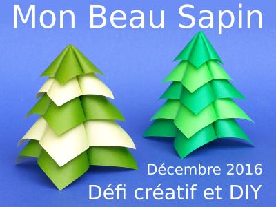 Défi Cuisine : Mon Beau Sapin
