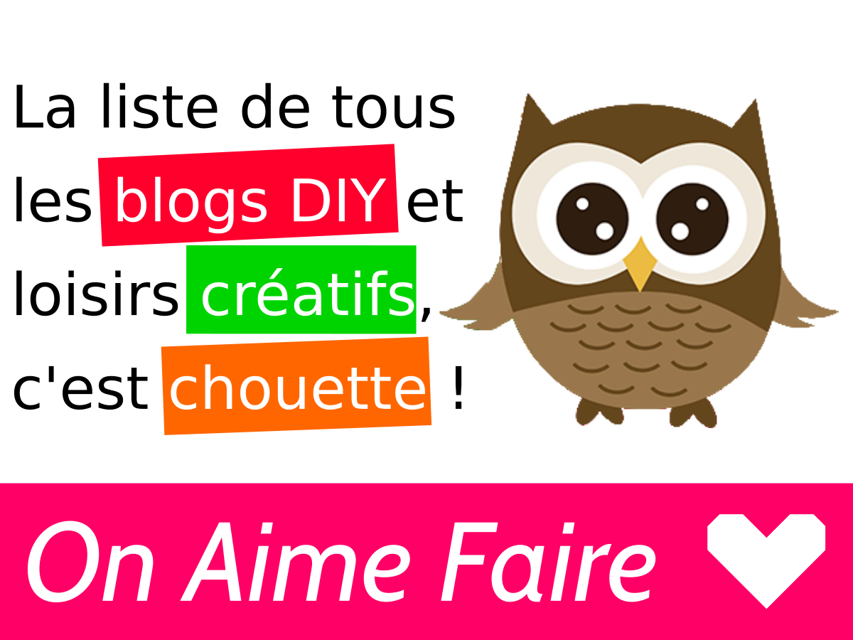 Liste des blogs DIY